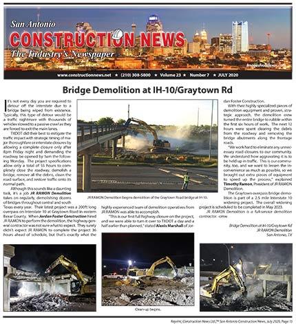 Bridge Demo Sm