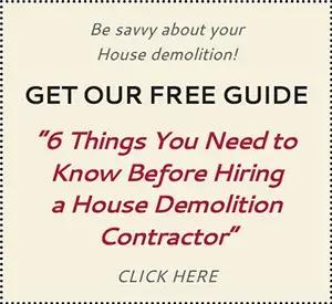 House Demolition Contractor in San Antonio | Ramon Demolition