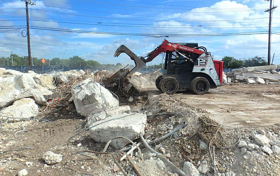 Hurricane Harvey Debris Removal